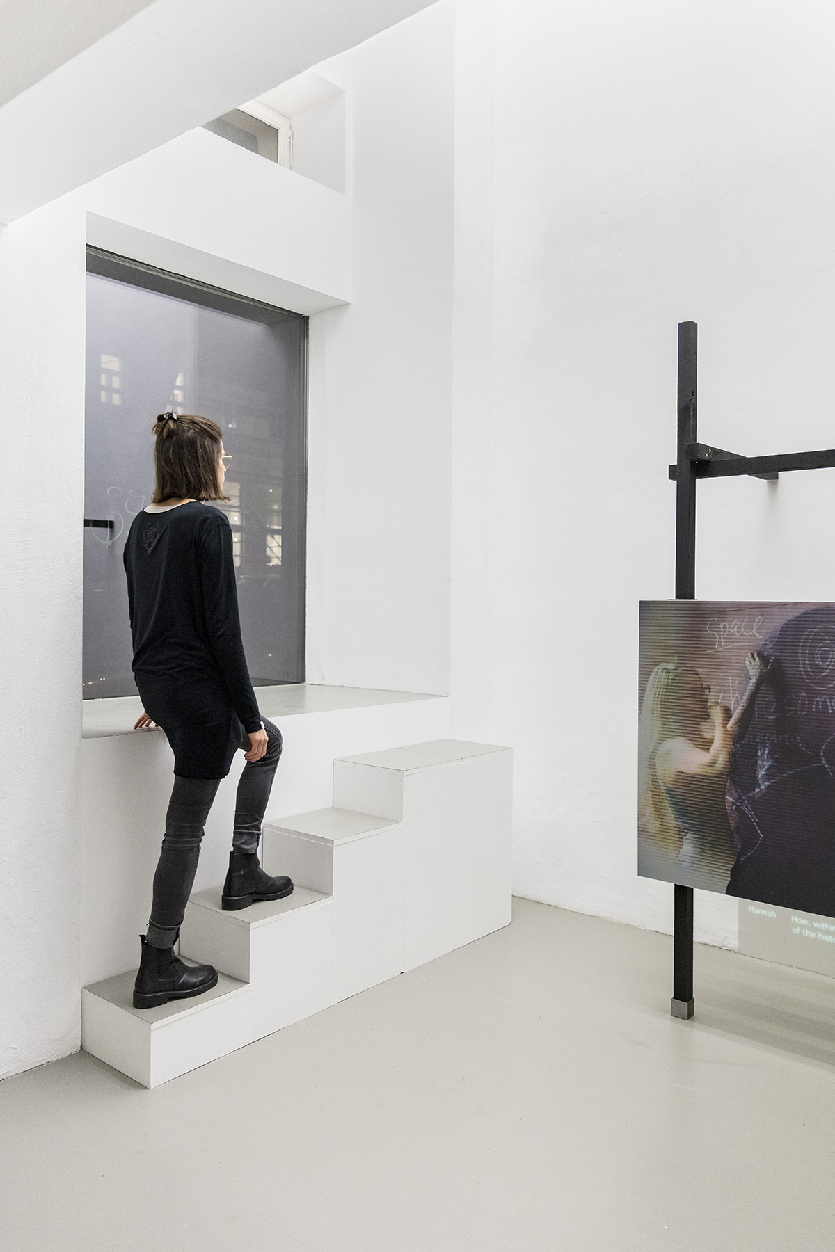 Wendelien van Oldenborgh at Significant Other Vienna